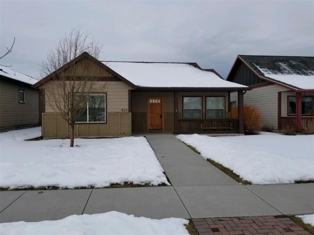 823 N Cottonwood, Bozeman, MT 59718 (MLS #329928) :: Black Diamond Montana
