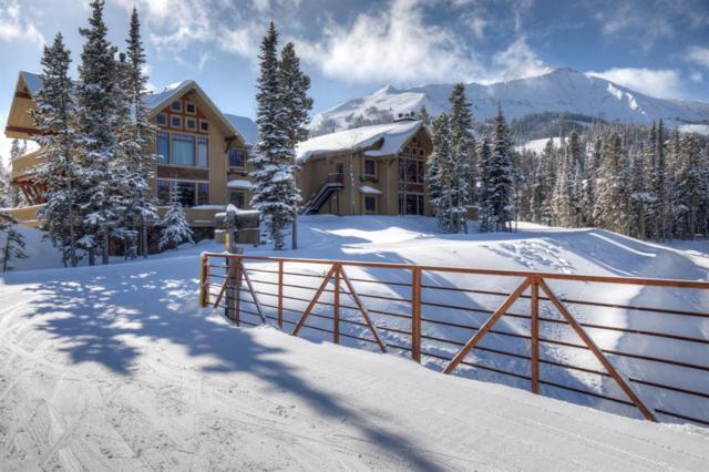 28 Cowboy Heaven Road 1B, Big Sky, MT 59716 (MLS #330088) :: Hart Real Estate Solutions