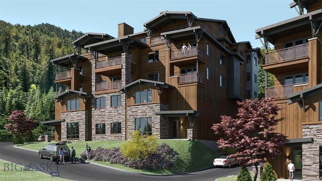 2C Summit View - 101C, Big Sky, MT 59716 (MLS #330443) :: Hart Real Estate Solutions