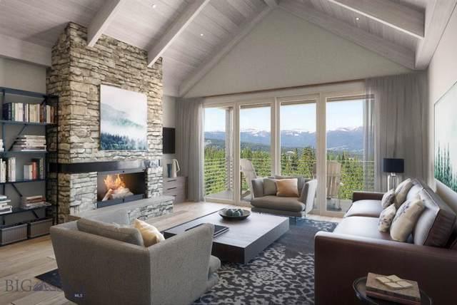 16 Wildwood Road W #2, Big Sky, MT 59716 (MLS #330518) :: Hart Real Estate Solutions