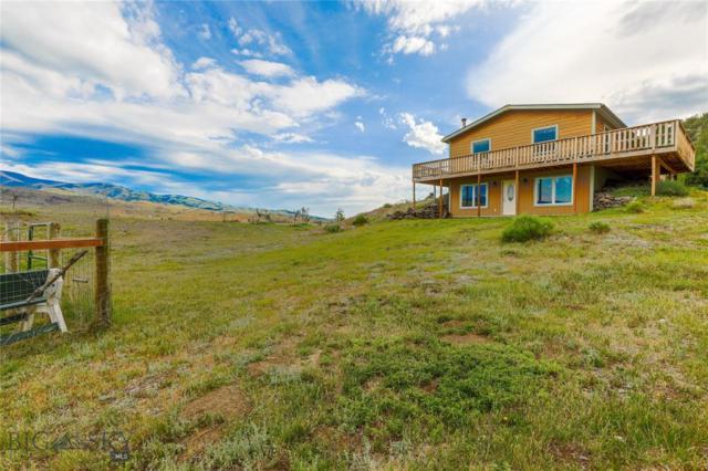 510 E River Road, Emigrant, MT 59027 (MLS #330685) :: Hart Real Estate Solutions