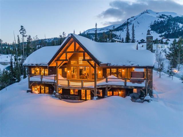 106 Diamond Hitch, Big Sky, MT 59716 (MLS #330703) :: Hart Real Estate Solutions