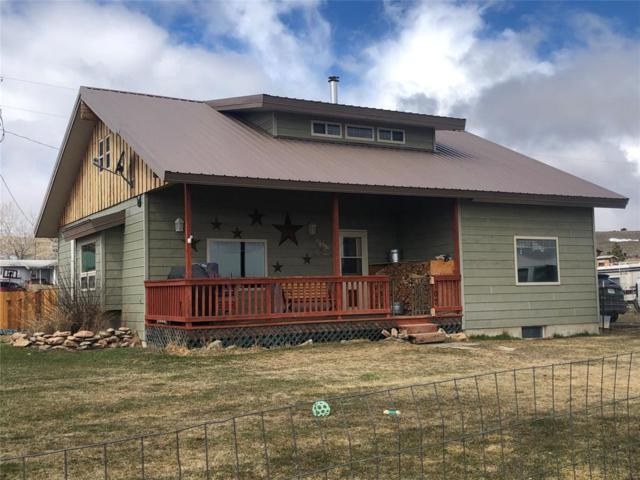 107 N Hill Street N, Wilsall, MT 59086 (MLS #331589) :: Black Diamond Montana