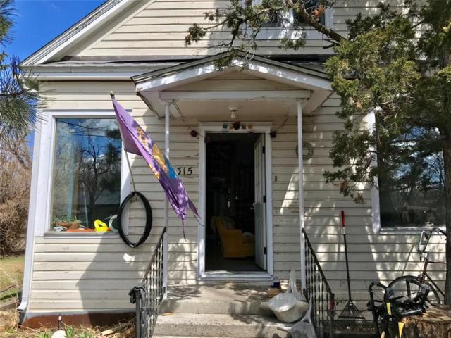 315 E Beall Street, Bozeman, MT 59715 (MLS #331631) :: Hart Real Estate Solutions