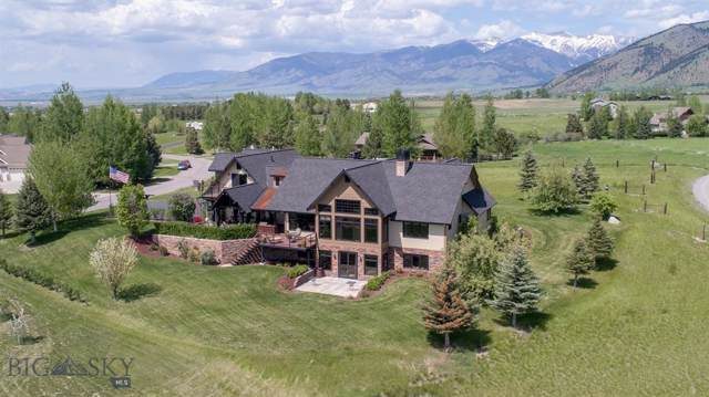 3100 Sentinel Drive, Bozeman, MT 59715 (MLS #332229) :: Hart Real Estate Solutions