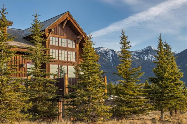 38 Moose Hill, Big Sky, MT 59716 (MLS #332487) :: Black Diamond Montana