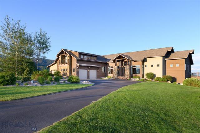 134 Wildrose Lane, Bozeman, MT 59715 (MLS #333619) :: Black Diamond Montana