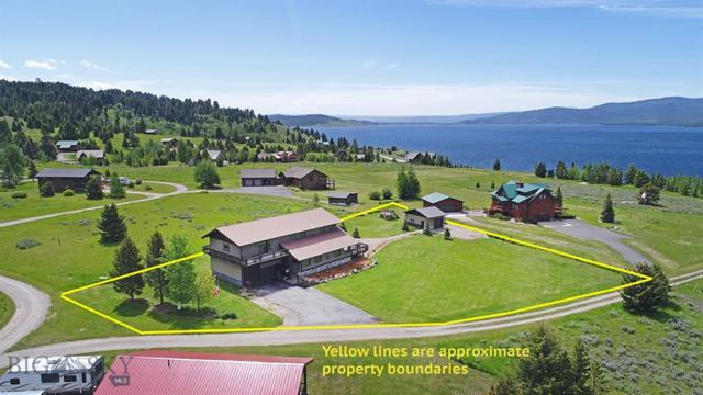 375 Lakeview Loop Road, West Yellowstone, MT 59758 (MLS #333784) :: Hart Real Estate Solutions