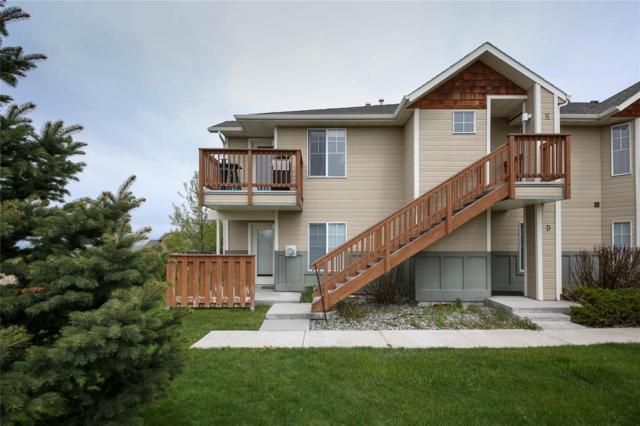 877 Forestglen Drive 5H, Bozeman, MT 59718 (MLS #333792) :: Black Diamond Montana