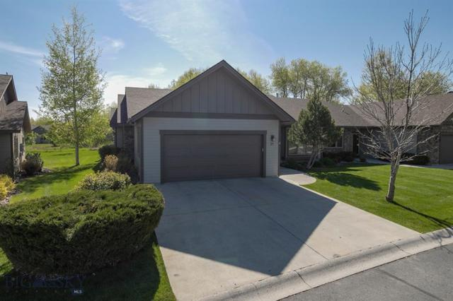 3300 E Graf Street #21, Bozeman, MT 59715 (MLS #334275) :: Black Diamond Montana
