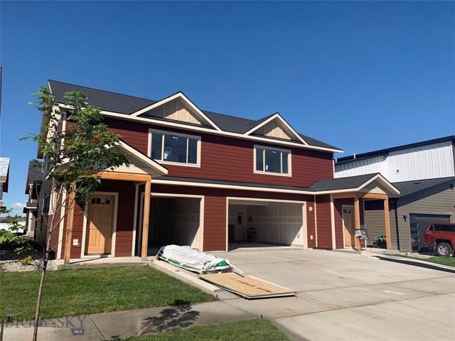 1085 Cassandra Lane Unit A, Bozeman, MT 59718 (MLS #334666) :: Hart Real Estate Solutions