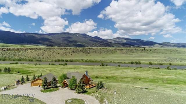 37 W Palisades Drive, Cameron, MT 59720 (MLS #334779) :: Black Diamond Montana