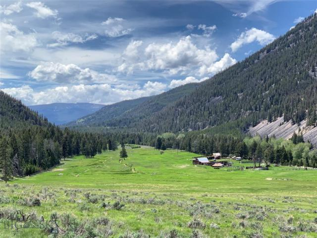 TBD Pioneer Mountains Scenic Byway, Wise River, MT 59762 (MLS #335039) :: Hart Real Estate Solutions