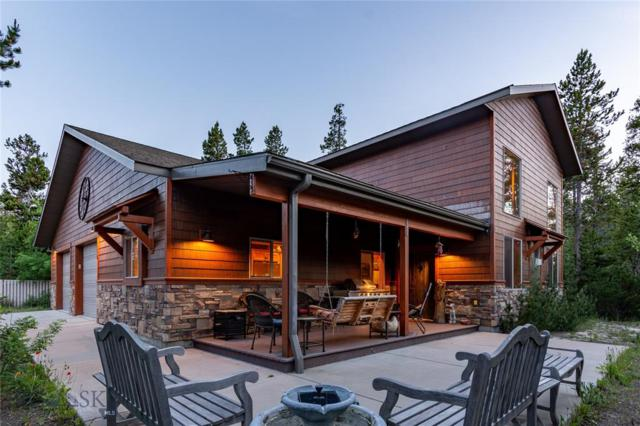 608 N Electric Street, West Yellowstone, MT 59758 (MLS #335042) :: Black Diamond Montana