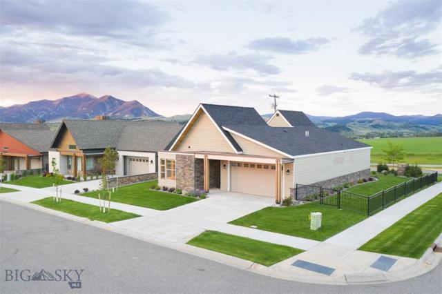 1386 Post Drive, Bozeman, MT 59715 (MLS #335184) :: Hart Real Estate Solutions