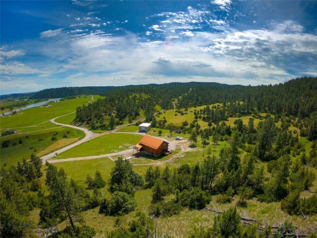 LOT 34 Wild Horse Run, Reed Point, MT 59069 (MLS #335227) :: Black Diamond Montana