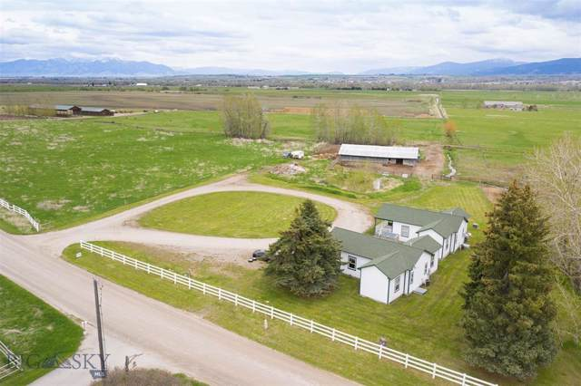 2505 Cottontail Road, Gallatin Gateway, MT 59730 (MLS #335316) :: Hart Real Estate Solutions