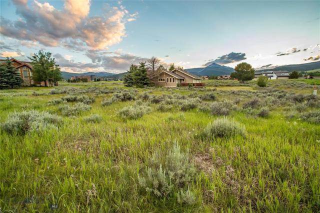 TBD Yellowtail Road, Big Sky, MT 59716 (MLS #335723) :: Hart Real Estate Solutions