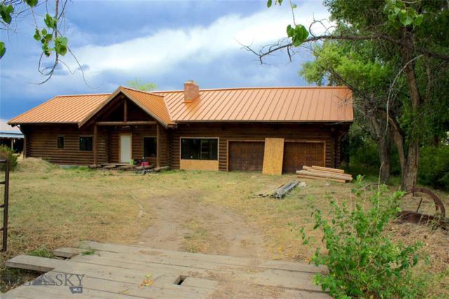 1341 County Line Road, Fairfield, MT 59436 (MLS #335782) :: Black Diamond Montana