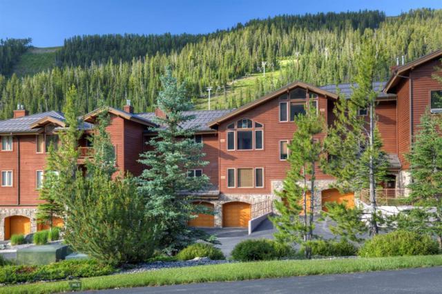 1000 Lone Moose Drive #208, Big Sky, MT 59716 (MLS #335964) :: Black Diamond Montana