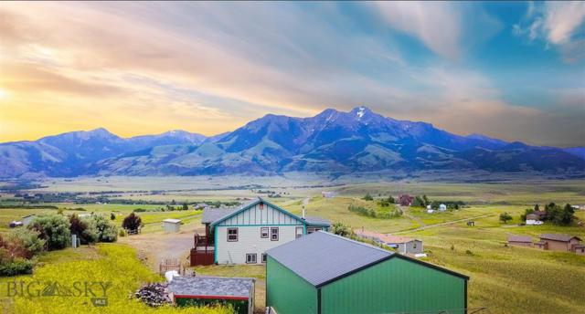104 Arcturus Drive, Emigrant, MT 59027 (MLS #336001) :: Black Diamond Montana