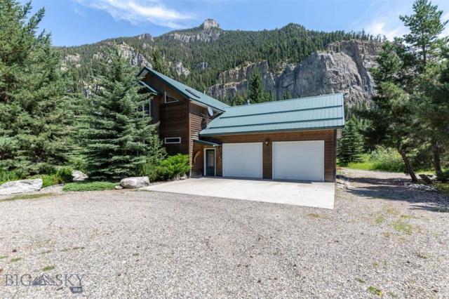 64140 Gallatin Road, Gallatin Gateway, MT 59730 (MLS #337493) :: Montana Life Real Estate