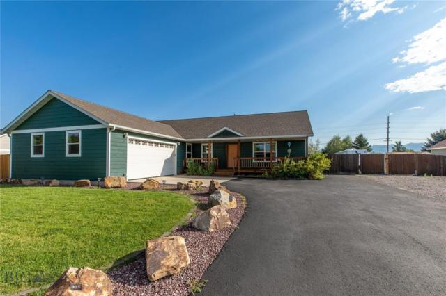 425 Red Barn Drive, Belgrade, MT 59714 (MLS #337786) :: Hart Real Estate Solutions