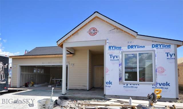 110 Goldcrest Lane, Bozeman, MT 59718 (MLS #338093) :: Hart Real Estate Solutions