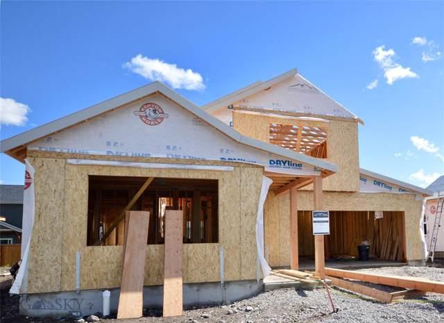 124 Goldcrest Lane, Bozeman, MT 59718 (MLS #338095) :: Hart Real Estate Solutions