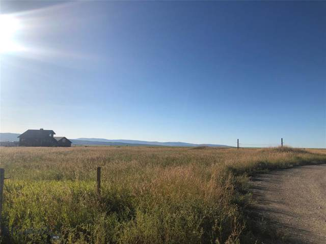 217 Cottonwood Bench Road, Clyde Park, MT 59018 (MLS #338252) :: Hart Real Estate Solutions