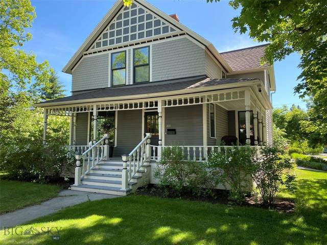 320 S Willson Avenue, Bozeman, MT 59715 (MLS #339533) :: Black Diamond Montana