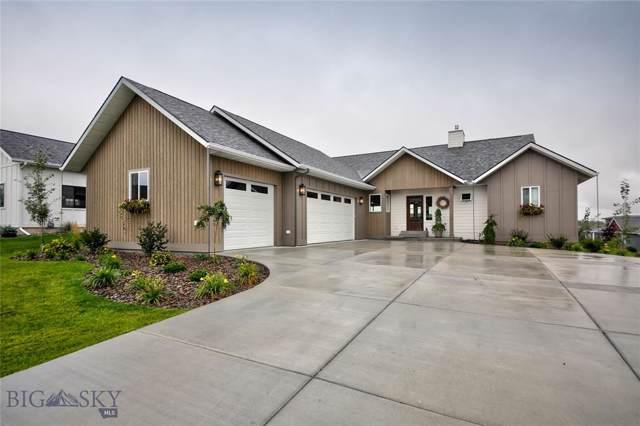 780 Arrow Trail, Bozeman, MT 59718 (MLS #339590) :: Hart Real Estate Solutions