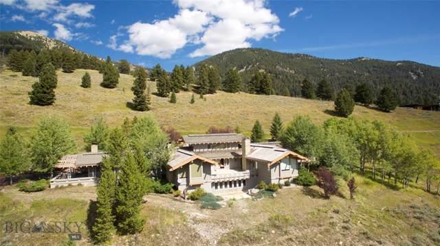 1619 Chief Joseph, Big Sky, MT 59716 (MLS #339756) :: Hart Real Estate Solutions