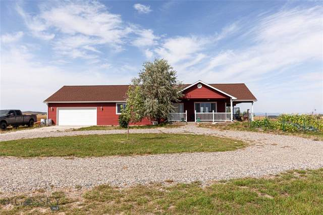 87 Vandolah Road, Three Forks, MT 59752 (MLS #339787) :: Hart Real Estate Solutions