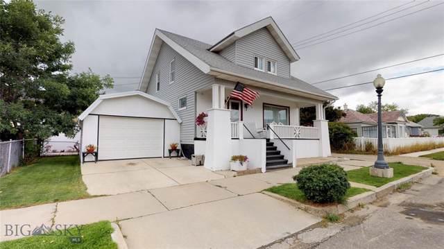 411 W 5th, Anaconda, MT 59711 (MLS #339822) :: Hart Real Estate Solutions