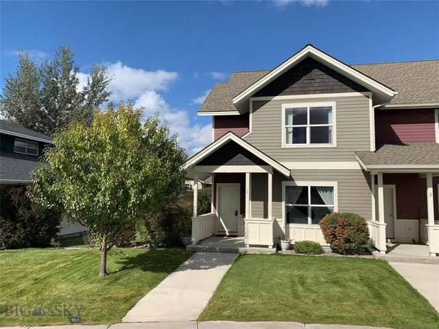 4281 W Babcock #1, Bozeman, MT 59718 (MLS #339927) :: Hart Real Estate Solutions