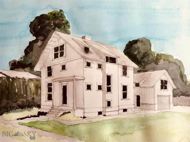 130 E Story Street, Bozeman, MT 59715 (MLS #339935) :: Hart Real Estate Solutions