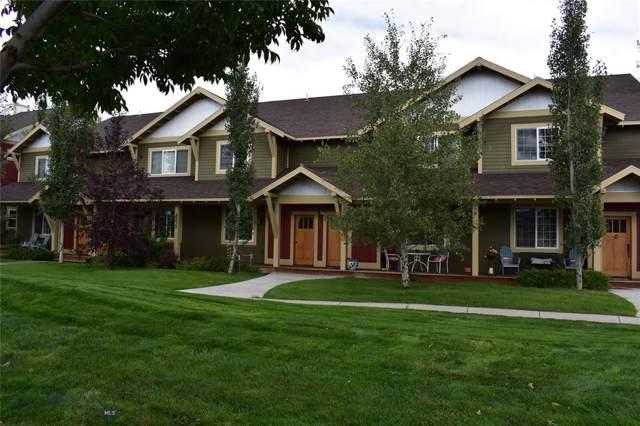 4239 W Babcock #7, Bozeman, MT 59718 (MLS #340020) :: Hart Real Estate Solutions