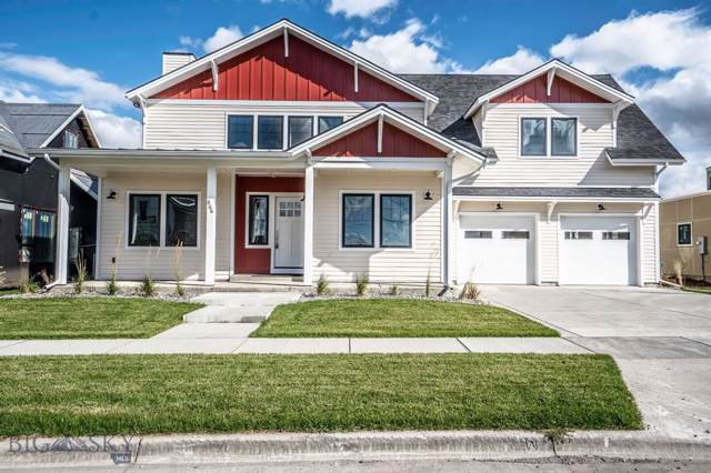 866 Auger Lane, Bozeman, MT 59718 (MLS #340070) :: Black Diamond Montana