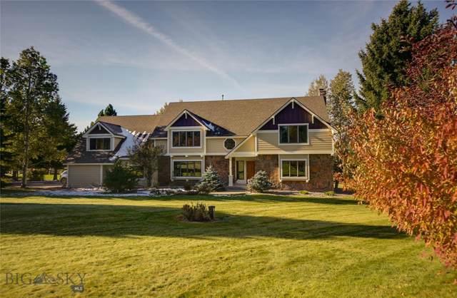 4435 Annette Park Drive, Bozeman, MT 59715 (MLS #340367) :: Hart Real Estate Solutions