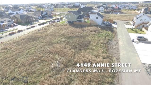 4149 Annie Street, Bozeman, MT 59718 (MLS #340444) :: Hart Real Estate Solutions