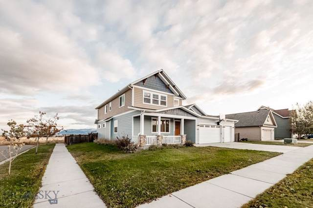 1215 Brookdale Drive, Bozeman, MT 59715 (MLS #340509) :: Hart Real Estate Solutions