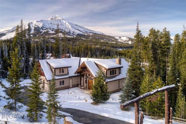 22 Ulery's Lakes, Big Sky, MT 59716 (MLS #340618) :: Hart Real Estate Solutions