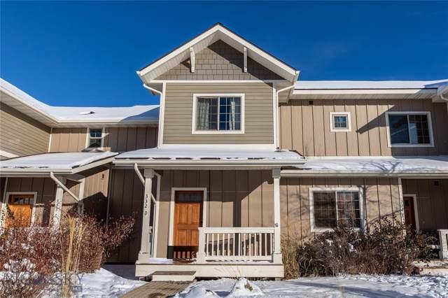 332 Cottonwood D, Bozeman, MT 59718 (MLS #340684) :: Hart Real Estate Solutions
