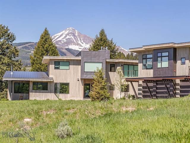 2636 Bobtail Horse Road, Big Sky, MT 59716 (MLS #340700) :: Hart Real Estate Solutions