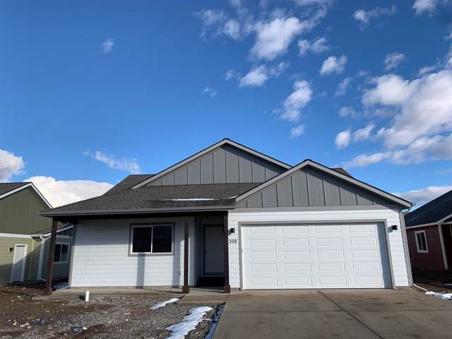 308 Crockett, Belgrade, MT 59714 (MLS #340805) :: Hart Real Estate Solutions