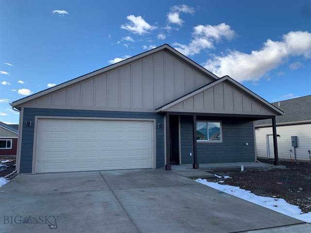 309 Rugged Creek, Belgrade, MT 59714 (MLS #340828) :: Hart Real Estate Solutions