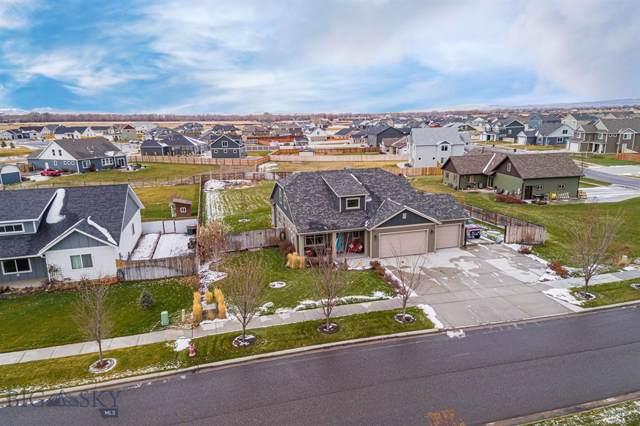 65 Stewart Loop, Bozeman, MT 59718 (MLS #340887) :: Hart Real Estate Solutions