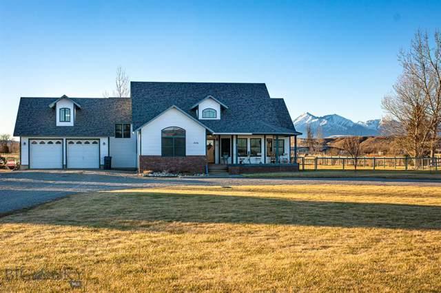 60 Meadowlark Circle, Big Timber, MT 59011 (MLS #340970) :: Hart Real Estate Solutions