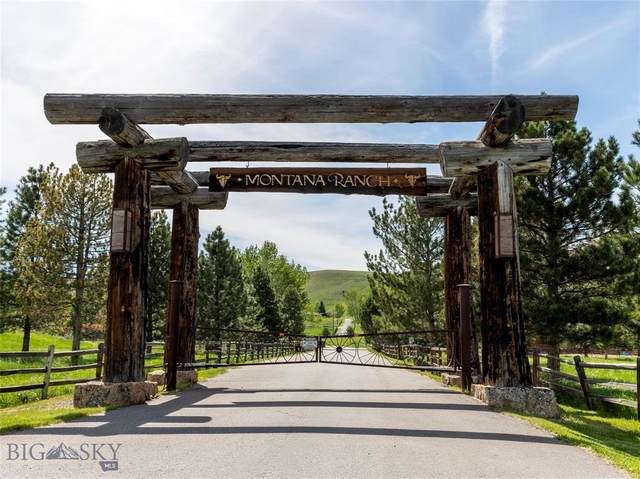 TBD Montana Ranch Trail, Gallatin Gateway, MT 59730 (MLS #341047) :: Black Diamond Montana